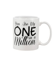 You Are My One In A Mllion Mug Mug front