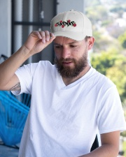 Sapnap Embroidered Hat Embroidered Hat garment-embroidery-hat-lifestyle-05