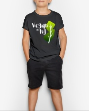 Vegan in NJ Youth T-Shirt lifestyle-youth-tshirt-front-1