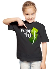 Vegan in NJ Youth T-Shirt lifestyle-youth-tshirt-front-2