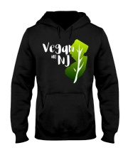 Vegan in NJ Hooded Sweatshirt thumbnail