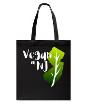 Vegan in NJ Tote Bag thumbnail