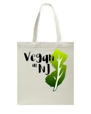 Vegan in NJ Tote Bag thumbnail