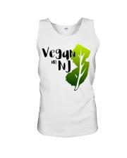 Vegan in NJ Unisex Tank thumbnail
