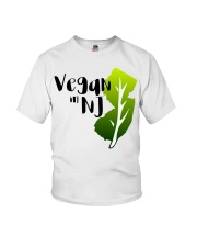 Vegan in NJ Youth T-Shirt thumbnail