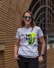 Vegan in NJ Premium Fit Ladies Tee lifestyle-women-crewneck-front-2