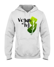 Vegan in NJ Hooded Sweatshirt thumbnail
