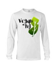 Vegan in NJ Long Sleeve Tee thumbnail