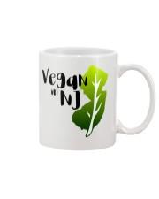 Vegan in NJ Mug thumbnail
