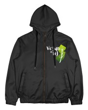 Limited Time Only Men's All Over Print Full Zip Hoodie thumbnail