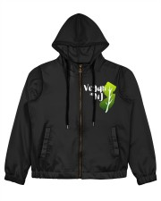 Limited Time Only Women's All Over Print Full Zip Hoodie thumbnail
