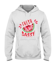 Fresh Sweet Sassy Watermelon Hooded Sweatshirt thumbnail