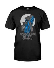 Norwegian Blue Wizard  Classic T-Shirt thumbnail