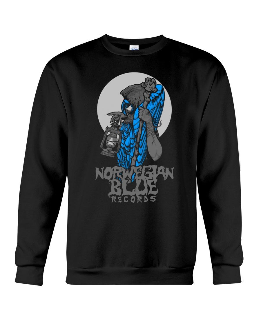 Norwegian Blue Wizard  Crewneck Sweatshirt