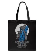 Norwegian Blue Wizard  Tote Bag thumbnail