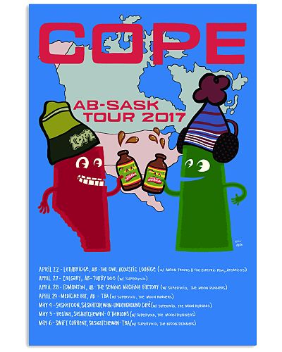 Cope AB-SK Tour Poster