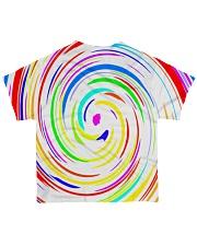 Tourbillon All-over T-Shirt back