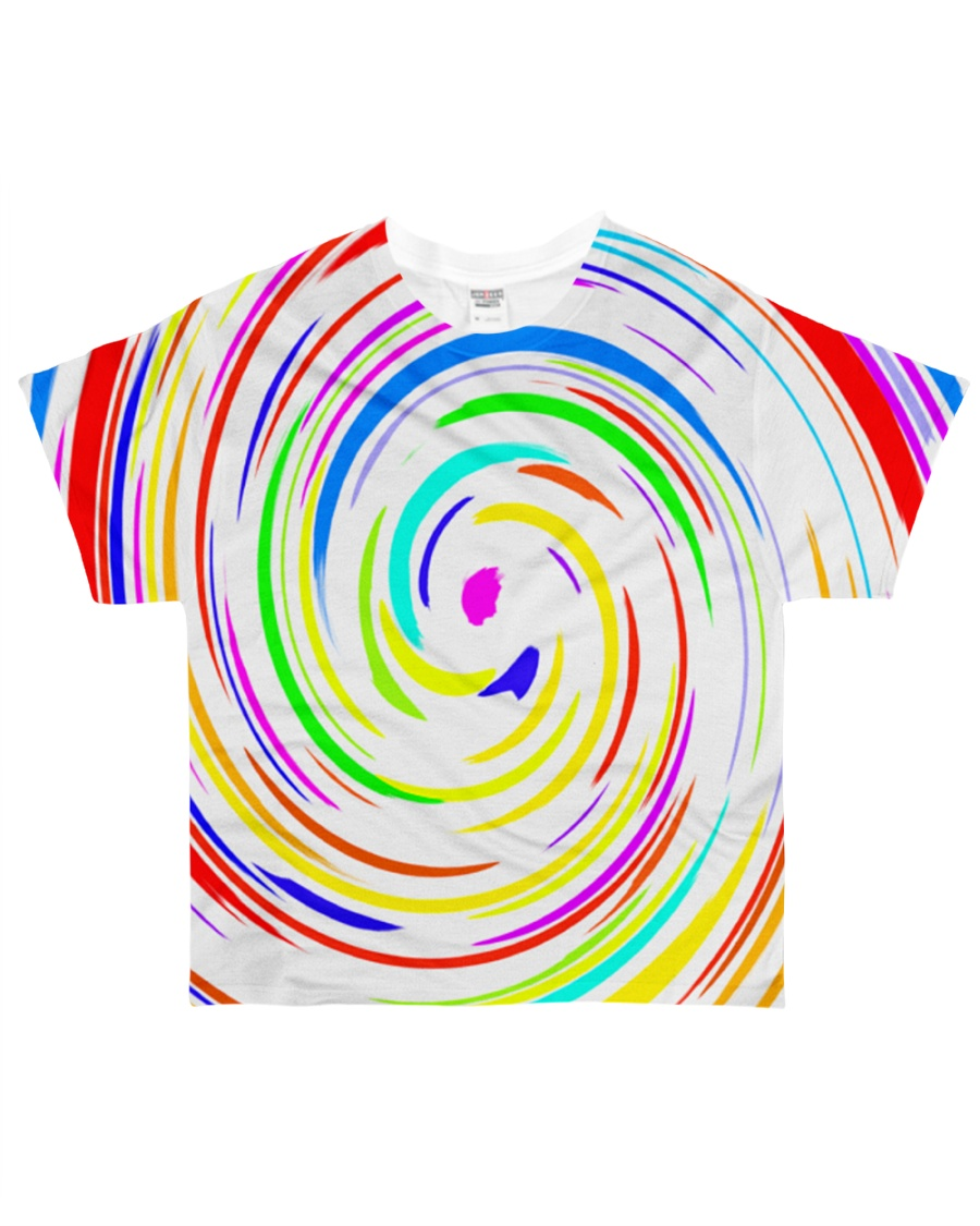 Tourbillon All-over T-Shirt