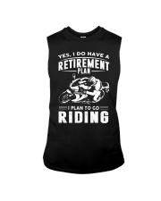 I Plan To Go Riding Sleeveless Tee thumbnail