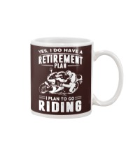 I Plan To Go Riding Mug thumbnail