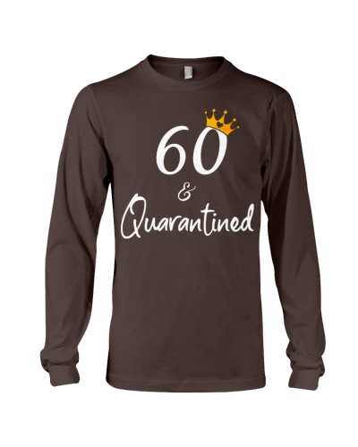 King - Queen 60 And Quarantined