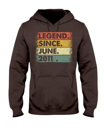 Legend Since June 2011