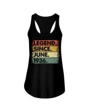 Legend Since June 1936 Ladies Flowy Tank thumbnail