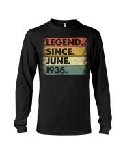 Legend Since June 1936 Long Sleeve Tee thumbnail