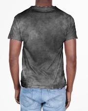 Gay Pride Rainbow Flag Skull Gift T-Shirt  All-over T-Shirt aos-all-over-T-shirt-lifestyle-back-02