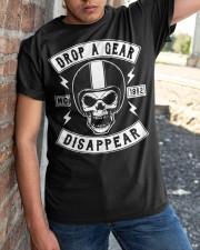 Drop A Gear Classic T-Shirt apparel-classic-tshirt-lifestyle-27