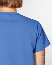 Sorry I Missed Your Call Ver 2 Ladies T-Shirt garment-tshirt-ladies-detail-back-sleeve-01
