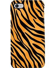 Tiger Skin Phone Case i-phone-8-case