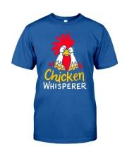 Chicken Whisperer Classic T-Shirt front