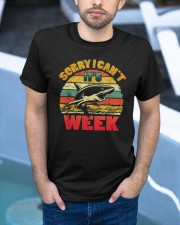 Sorry I Can't It's Week Classic T-Shirt apparel-classic-tshirt-lifestyle-front-45