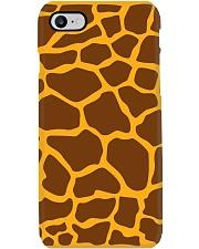 Giraffe Skin Phone Case i-phone-8-case