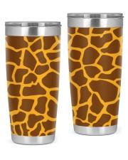 Giraffe Skin 20oz Tumbler tile