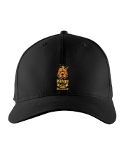 King Are Born In October Embroidered Hat tile