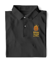 King Are Born In October Classic Polo tile