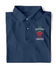 I Love Gardening  Classic Polo front