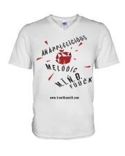 An Applelicious Melodic Mind Fuuck V-Neck T-Shirt thumbnail