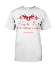 Angelic Lust 2 Classic T-Shirt front