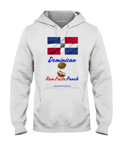 Dominican Rum Fiesta Punch Flag 2