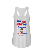 Dominican Rum Fiesta Punch - Flag 2 Ladies Flowy Tank thumbnail