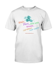 Crazy Zany COCo LoCO Chilled Caribbean Pop Shots Classic T-Shirt front