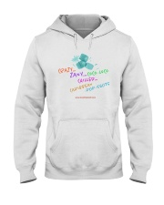 Crazy Zany COCo LoCO Chilled Caribbean Pop Shots Hooded Sweatshirt thumbnail