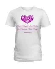 Magical Love Potion for Passionate Closet Freaks Ladies T-Shirt thumbnail