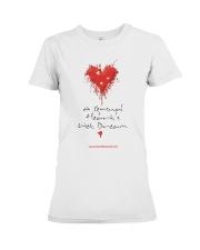 A Sensual Heart's Wet Dream Premium Fit Ladies Tee thumbnail