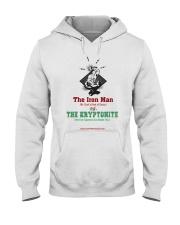 The Iron Man vs The Kryptonite Hooded Sweatshirt thumbnail