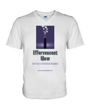 Effervescent Glow V-Neck T-Shirt thumbnail