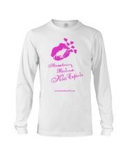Strawberry Passionate Kiss Euphoria Pink Long Sleeve Tee thumbnail